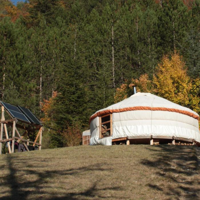 Kit autonomie chauffage et électricité habitat léger – Drôme (26)