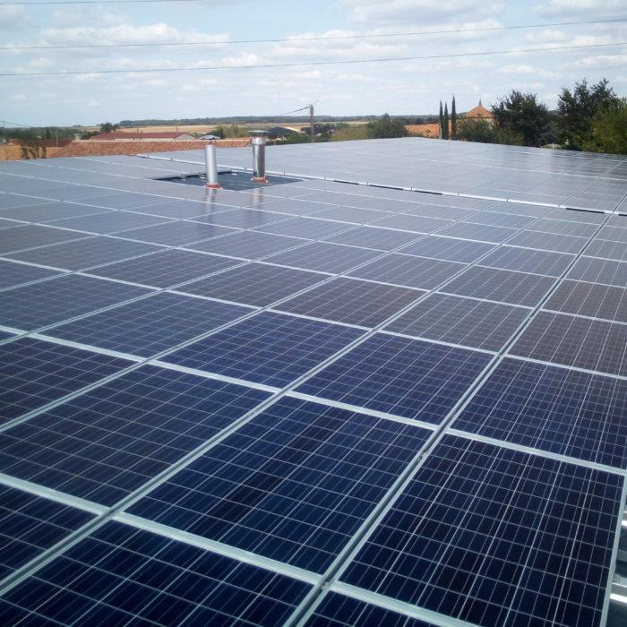 Installation photovoltaïque de 80kW en revente totale – Montamisé (86)