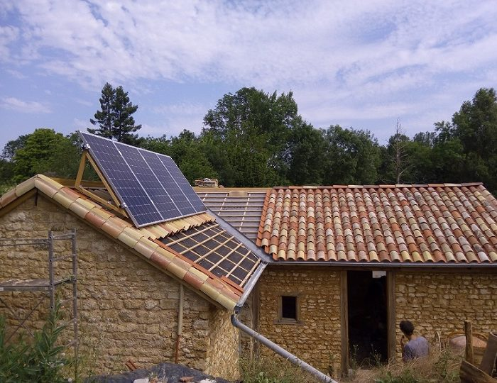 Autoconsommation photovoltaïque avec stockage
